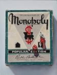 Monopoly by K. Henderson-Oil- 12X9
