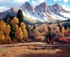 Early Winter Colorado