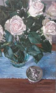 white roses II