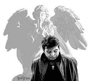 """Angels Around Us"" by L.C. Hayden. Illustrated by Maritza Jauregui-Neely"