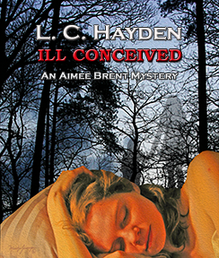 """""""Ill Conceived"""" by L.C.Hayden. Illustrated by Maritza Jauregui-Neely"""