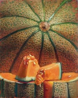 cantaloupe by Hans Guerin-10X8