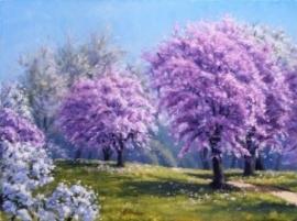 Como Park Blossoms by Rick Hansen - www.rhansenstudio.com