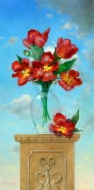 Parrot Tulips by Beth de Loiselle - bethdeloiselle.com