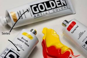 Golden Artist Colors is the sponsored of the Best Acrylic Painting Award in the Best of America Exhibit 2014