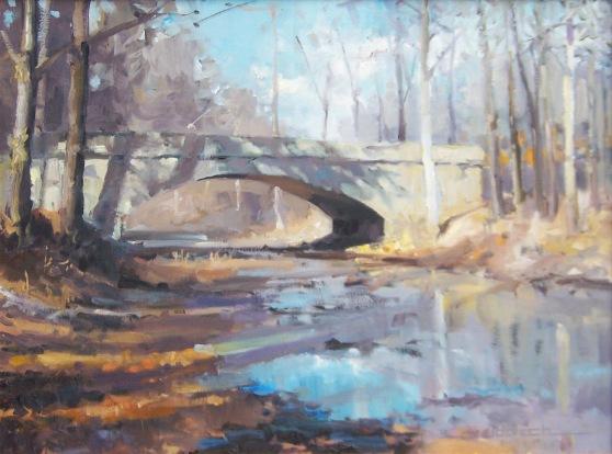 Rudolech1371-15 NO Not Just A Bridge 3500