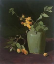 NOAPS farrell thumbnail_Antique Vase - Karolyn Farrell