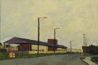NOAPS Ulinski_Depot in Rocky Mount_20x30_2012