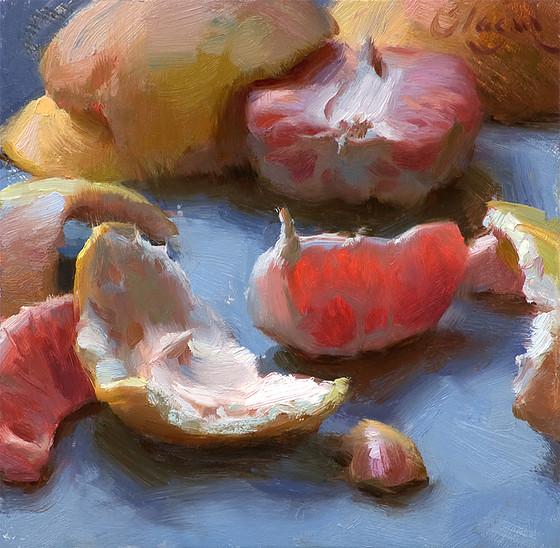 noaps adam Clague glowing grapefruit