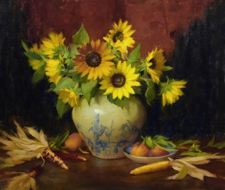 NOAPS Robbins 20x24 Indian Summer