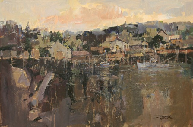 NOAPS smith thumbnail_Harbor Dusk