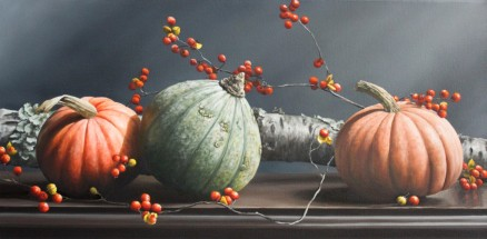 NOAPS DiBenedetto_gourds and bittersweet 12x24