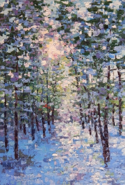 NOAPS Reed 24x18 First Snow sm
