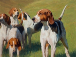 NOAPS Morrow Middleburg Hounds 18x24 2016