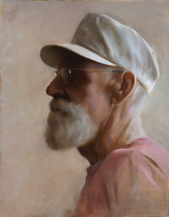 NOAPS Morrow The Painter 18x14