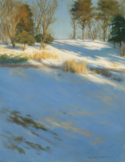 NOAPS Morrow Winter Shadows 18x14 2014