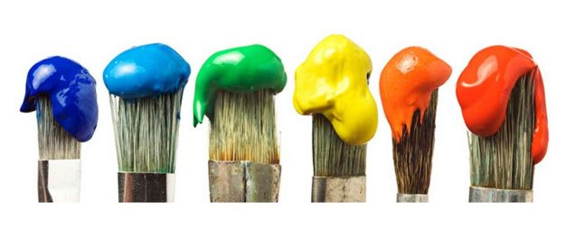NOAPS paint brushes 3