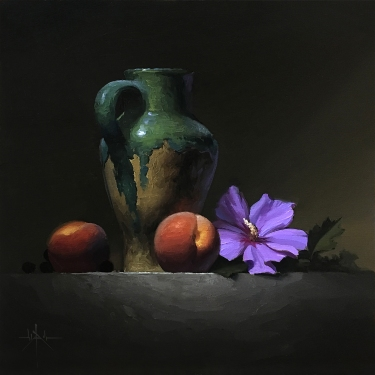 NOAPS Atherholt A Still Life for Summer_Oil
