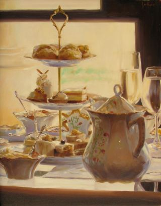NOAPS Lindsay Goodwin - Afternoon Tea at the Montage 14x11