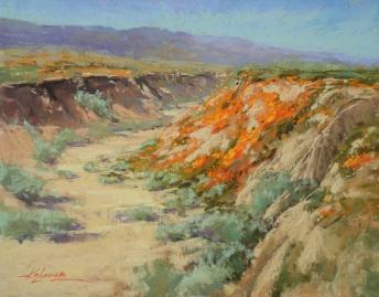 NOAPS Lordier Copa de Oro in Antelope Valley 11x14