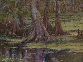 NOAPS Summers The Secret Rites of the Atchafalaya Swamp
