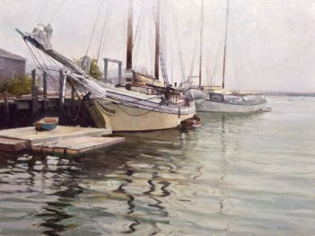 NOAPS Hughes MorningMist30x40
